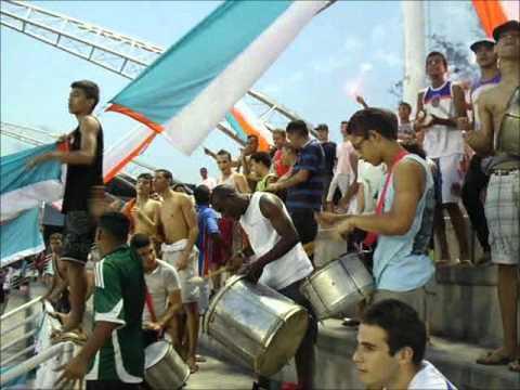 Festa da Torcida Infernizada Tricolor no jogo Duque de Caxias 1x0 Brasiliense - Infernizada Tricolor - Duque de Caxias
