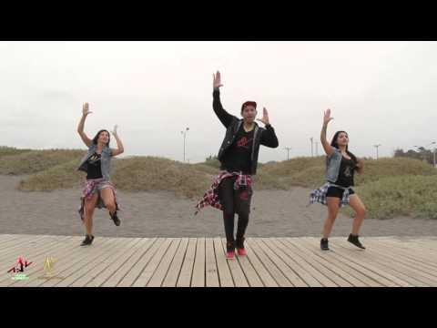 Coreografia Alejandro Vidal - Jordan y que Paso