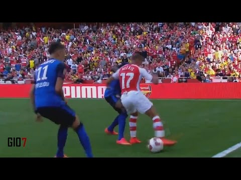 Sanchez - VIVA EL FUTBOL CHILE - AS17 VS MONACO ᴴᴰ ▻Mas videos en ○ https://www.facebook.com/vivaelfutbolchile7 ▻Producciones GIO7 Arsenal vs Monaco, Alexis Sanchez Fu...