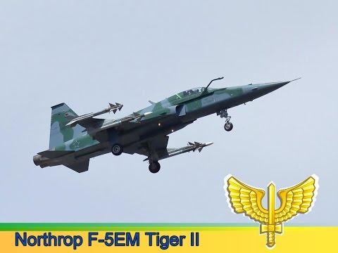 Northrop F-5EM Tiger II - FAB Domingo...