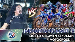 Video Mampukah Master Limbad Melawan 4 Motor Cross? - Kilau Raya MNCTV 26 (20/10) MP3, 3GP, MP4, WEBM, AVI, FLV Januari 2019