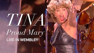 Video Tina Turner - Proud Mary - Live Wembley  (HD 1080p) MP3, 3GP, MP4, WEBM, AVI, FLV September 2019