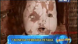 Video On The Spot - 7 Boneka Pembawa Petaka MP3, 3GP, MP4, WEBM, AVI, FLV Februari 2018
