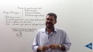 Primeiras dicas do professor Luciano Maia!