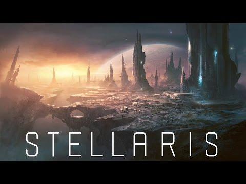 Stellaris - стрим обзор великой игры (обзор Stellaris) Прохождение Stellaris.