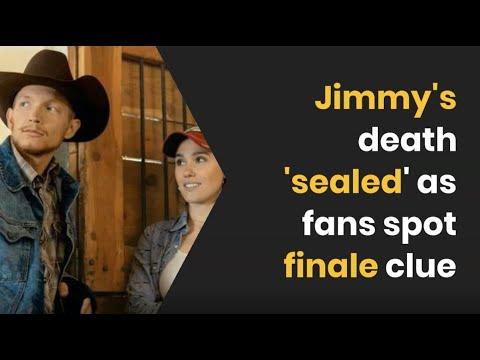 Yellowstone Season 4 Updates : Jimmy's Death 'FIXED' as Fans Spot Finale Hint