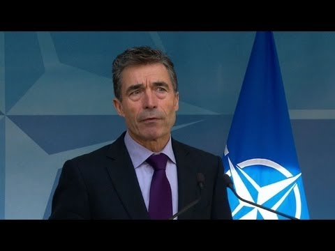 NATO urges UN probe into Syria 'chemical weapons'