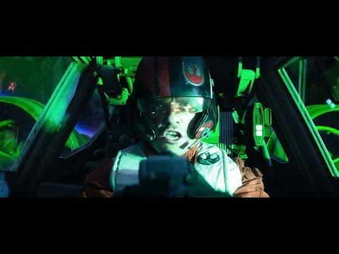 """Star Wars : Le Réveil de la Force - teaser : Spot 60"""" (VF)"""