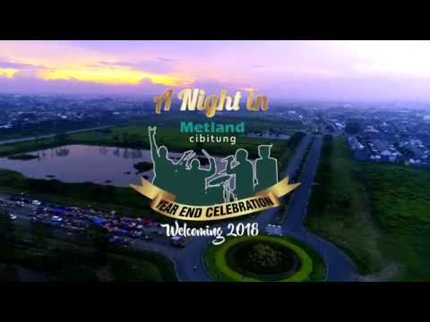 Event Tahun Baru 2018 - Metland Cibitung