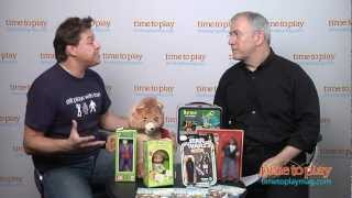 Jordan Hembrough, Toy Hunter, talks with The Toy Guy