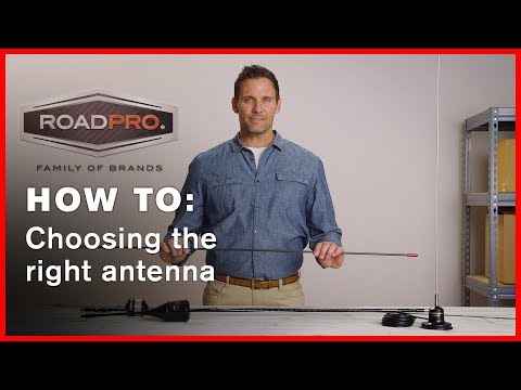 CB Radio How To #5 - How to Choose the Right CB Radio Antenna