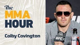 Video Colby Covington Says UFC 233 Fight With Tyron Woodley Is Still 'On The Table' MP3, 3GP, MP4, WEBM, AVI, FLV Desember 2018