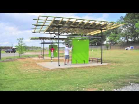 Greenville Humane Society Design/Build Steel Pavilion