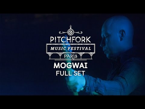 Mogwai Full Set – Pitchfork Music Festival Paris