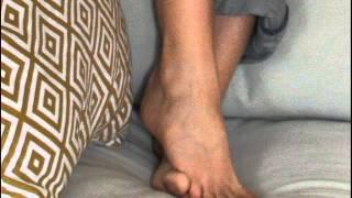 Allison Miller feet