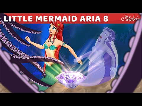 The Little Mermaid Episode 8   The Sea Witch Vega   Fairy Tales and Bedtime Stories   Story Time