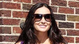 Nonton Demi Moore Comes Face To Face With Mila Kunis And Ashton Kutcher Film Subtitle Indonesia Streaming Movie Download