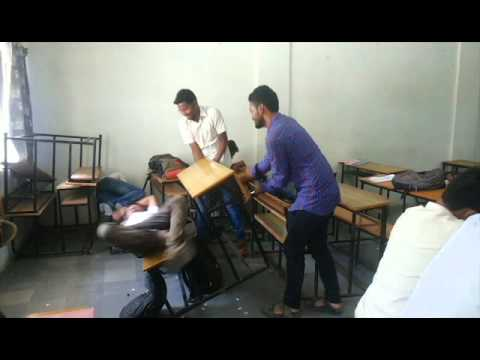 FUN AT SNIST    EXAMS TIME..!!!