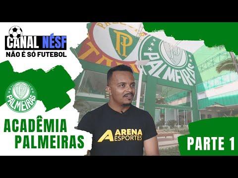 Rolê Aleatório + Profissão Futebol no CT DO PALMEIRAS - Parte 1