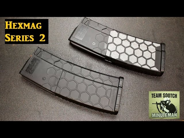 New Hexmag Series 2 AR-15 Magazines Test & Review