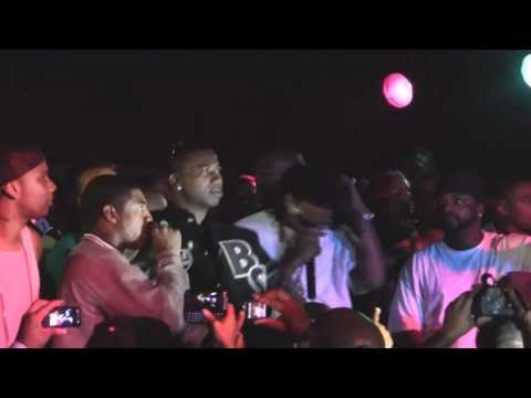 "Gucci And Waka Live Performance ""Hard In The Paint"""