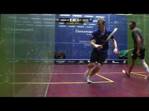 Squash : Davenport North American Open 2013 – Final Roundup Ashour v Matthew