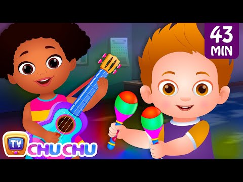 Preschool Songs Kids Teeki Taaki Dance Song