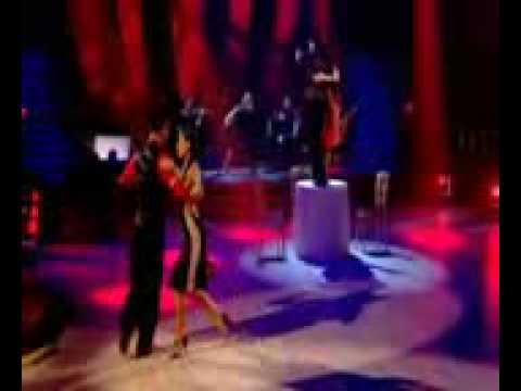 Очень страстное аргентиснкое танго
