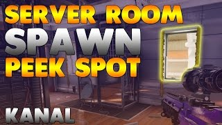 Showing you a good spot to spawn peek from on Kanals, You can't be detected for most of this spot and it allows you to get some good shots on attackers as the spot isn't a normal spawn peek window! If you enjoyed the video please leave a like!► Subscribe for more: http://bit.ly/2aGVfde► Music: https://www.youtube.com/user/NoCopyrightSoundsCredit: Coconut Brah GamingRainbow six siege, glitch, glitches, bugs, how to get out of map, how to glitch, rainbow six glitches, siege glitches, siege glitch, rainbow six wall breach, rainbow six hiding spot, rainbow six siege hiding, rainbow six siege spot, rainbow six spot.