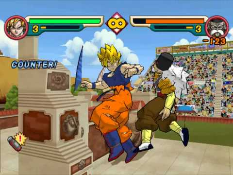 dragon ball z budokai 2 gamecube soluce