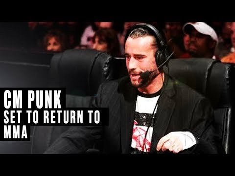 CM Punk has a new role in MMA | Set to debut for new MMA company