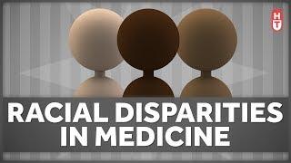 Racial Disparities in Healthcare are Pervasive