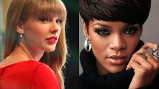 Video 14 Celebs Who HAVE ISSUES With Taylor Swift! MP3, 3GP, MP4, WEBM, AVI, FLV Maret 2018