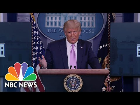 Trump Slams Obama As 'So Ineffective, So Terrible' Ahead On His DNC Speech   NBC News NOW