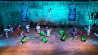Philippine folk dance: Singkil