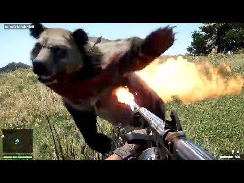 Far Cry 4 - THE WORST MAPS EVER!
