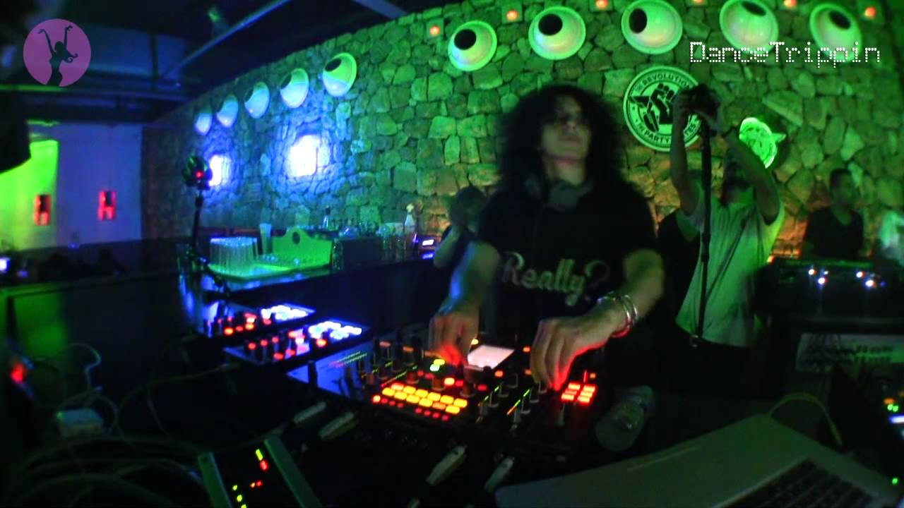 Nicole Moudaber - Live @ The Revolution, Space Ibiza