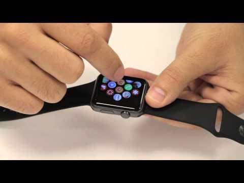 العرب اليوم - بالفيديو: مميزات ساعة آبل الذكية