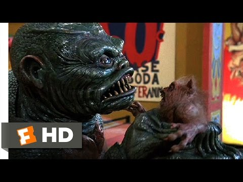 Ghoulies II (1988) - Conjuring a Giant Ghoulie Scene (9/10) | Movieclips