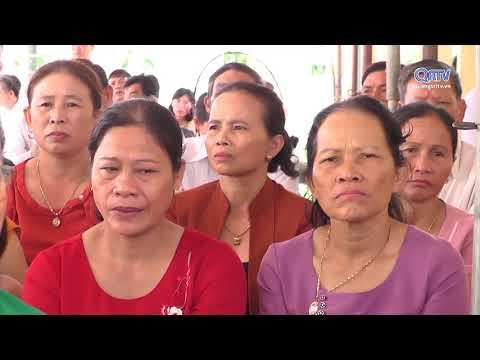 Ngày hội Đại đoàn kết ở khu dân cư Ba Thung