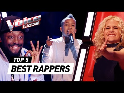 Video The Voice Kids | BEST RAPPERS in the Blind Auditions [PART 2] download in MP3, 3GP, MP4, WEBM, AVI, FLV January 2017