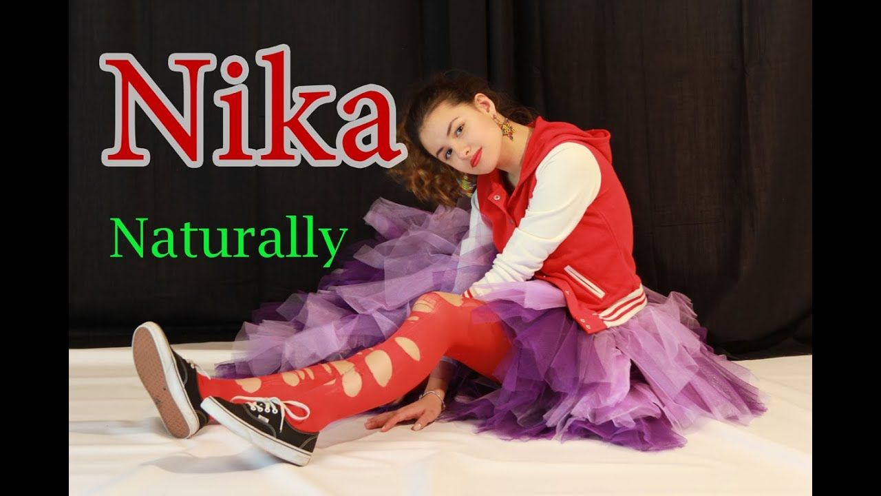 Selena Gomez-Naturally (cover by Nika)
