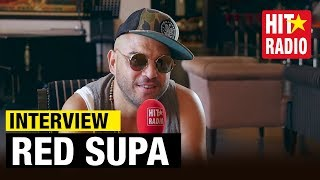 [INTERVIEW] RED SUPA: HA CHNO W9E3 LIA M3A SAAD LAMJARRED F QATAR - ها شنو وقع ليا مع سعد لمجرد فقطر | Hit Radio 2017