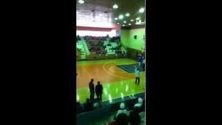 GHETTO GEASY - N'Prishtinë - Leshohet Ne Nje Loje Basketbolli Ne TURQI ( BABASTARS )