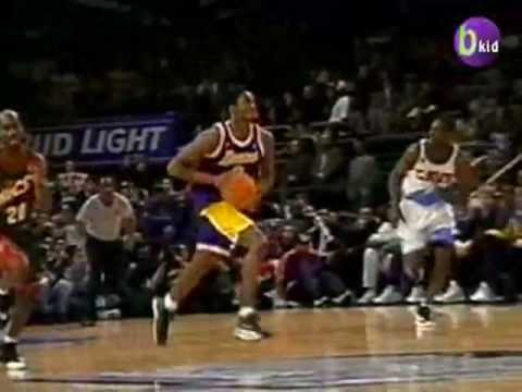 all star - February 1998. Madison Square Garden. Michael Jordan and Kobe Bryant headline the event!