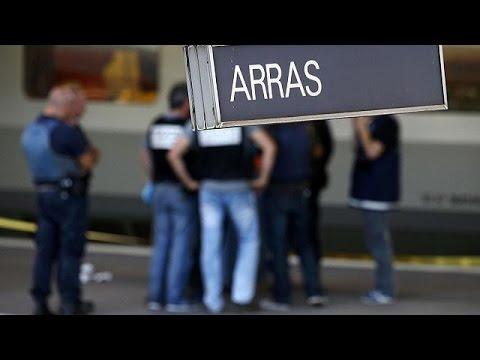 Γαλλία: Στα χέρια των αρχών ο δράστης της επίθεσης σε τρένο στην πόλη Αράς