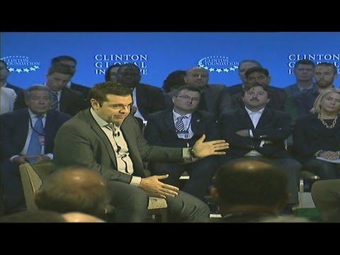 Αλ. Τσίπρας : Απαραίτητη η αναδιάρθρωση του χρέους για να καταστεί βιώσιμο