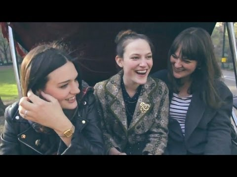 The Staves - Austin to Boston tour diary