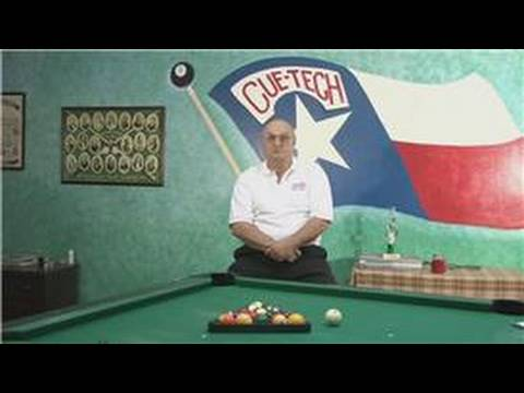 Tips for Playing Billiards : How to Replace Billiard Cue Tips