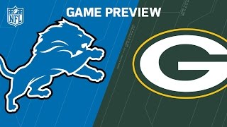 Lions vs. Packers (Week 3 Preview) | Around the NFL Podcast | NFL by NFL